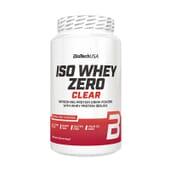 Iso Whey Zero Clear 1362g da Biotech USA