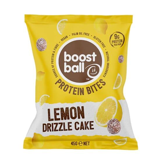 Protein Bite Lemon Drizzke Cake 45g da Boostball