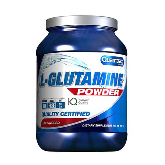 L-Glutamine Powder 800g de Quamtrax