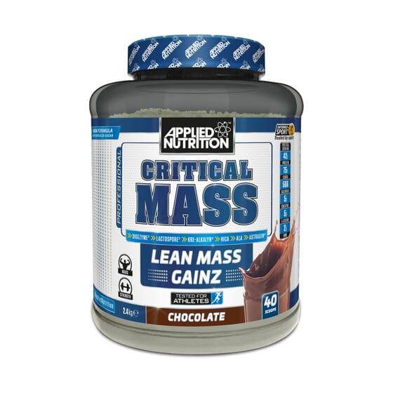 Critical Mass 2.4 Kg da Applied Nutrition