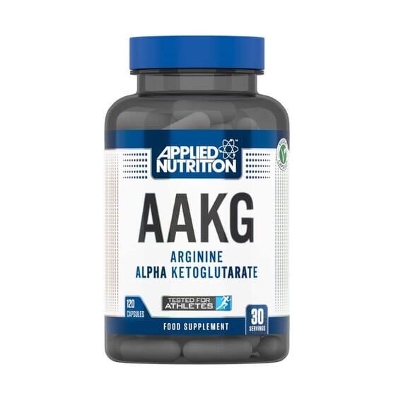 AAKG Arginine Alpha Ketoglutarate 120 Caps da Applied Nutrition
