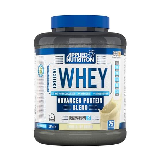Critical Whey 2.27 Kg da Applied Nutrition