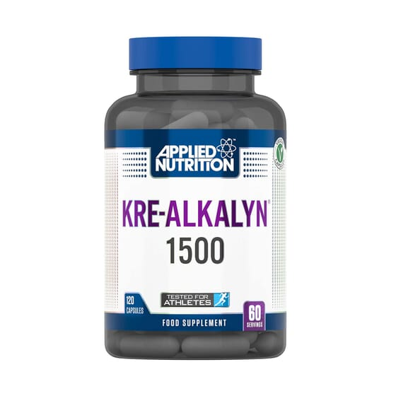 Kre-Alkalyn 120 Caps da Applied Nutrition