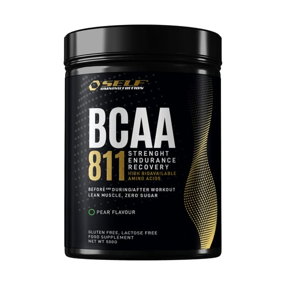 BCAA 8:1:1 500g da Self Omninutrition
