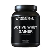 Active Whey Gainer 2 Kg da Self Omninutrition