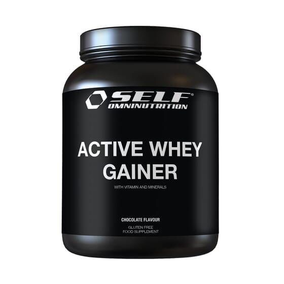 Active Whey Gainer 2 Kg de Self Omninutrition