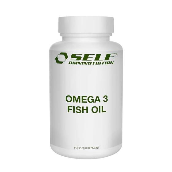 Ómega 3 Fish Oil 60 Caps da Self Omninutrition