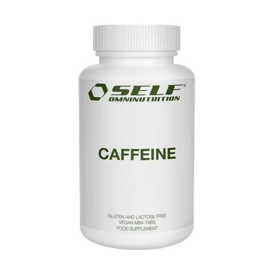 Caffeine 100 Tabs de Self Omninutrition