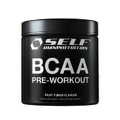 Bcaa Pre-Workout 300g de Self Omninutrition