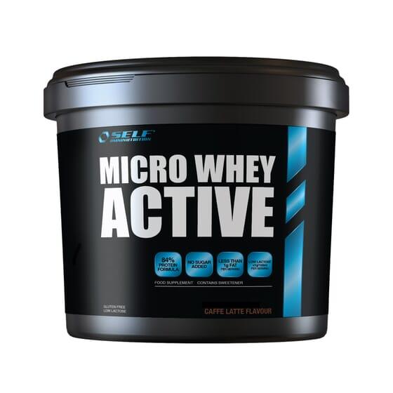 Micro Whey Active 2 Kg da Self Omninutrition
