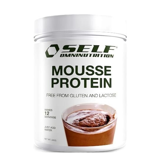 Mousse Protein 240g de Self Omninutrition