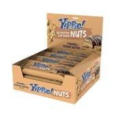 Yippie Nuts Bar 12 x 45g de Weider
