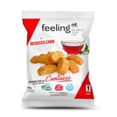 Mini Galletas Cantucci Almendra 1 Start 50g de FeelingOK