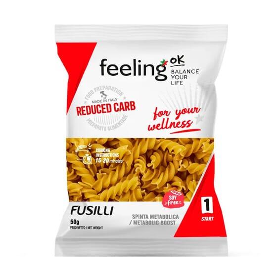 Massa Fusilli 1 Start 50g da FeelingOK