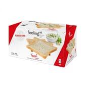 Tostadas Natural 1 Start 160g da FeelingOK
