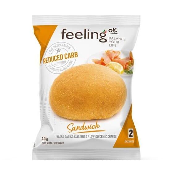 Bola Natural Sandwish 2 Optimize 40g da FeelingOK