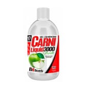 Carni Liquid 3000 Fresh 500 ml de Beverly Nutrition