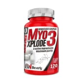 Myo3 Xplode 120 Caps de Beverly Nutrition