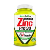 Chelated Zinc Pro 30 90 Caps de Beverly Nutrition