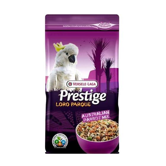 Prestige Loro Parque Australian Parrot Mix 1 Kg da Versele Laga