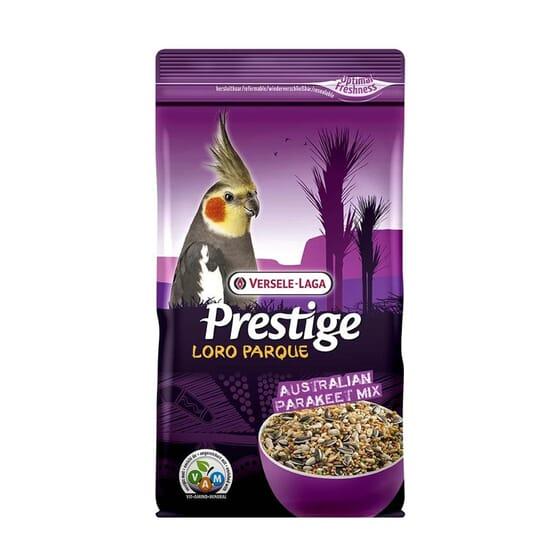 Prestige Loro Parque Australian Parakeet Mix 1 Kg da Versele Laga