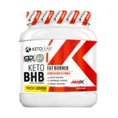 Keto BHB 250g de Amix Nutrition