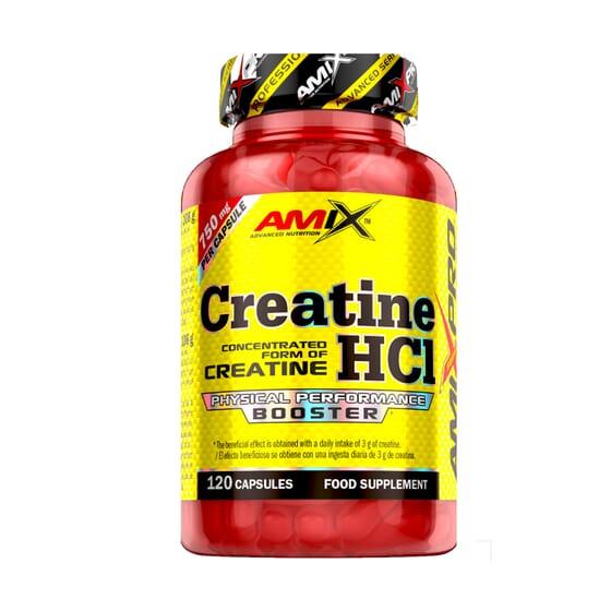 Creatine HCL 120 Caps da Amix Pro