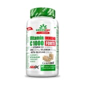 Vitamin Immuno C 1000 mg Forte 60 VCaps de Amix Greenday