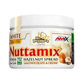 Nuttamix Smooth White 250g de Amix Nutrition