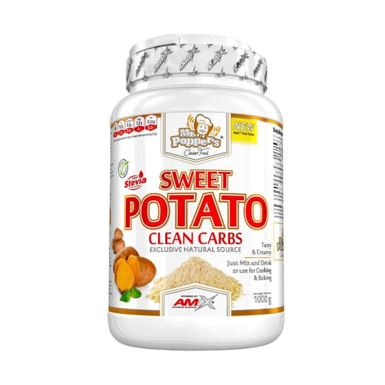 Sweet Potato Clean Carbs 1 Kg da Amix Nutrition
