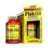 Fish Oil Omega 3 Power 60 Caps de Amix Pro