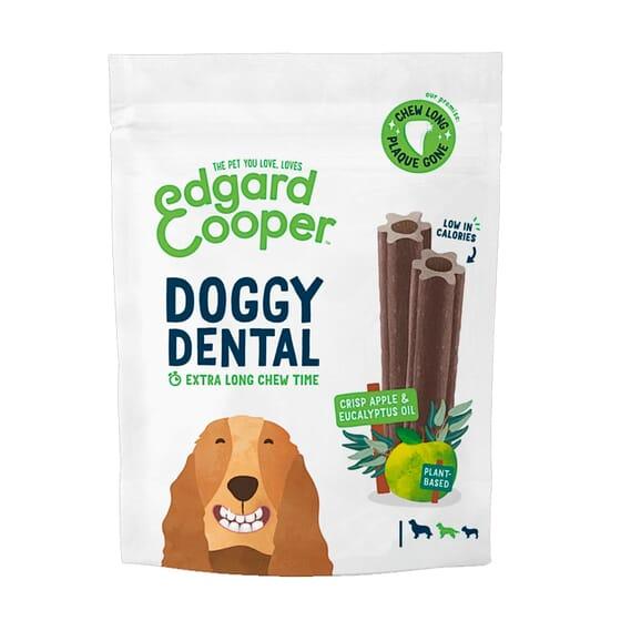 Doggy Dental Mação e Eucalipto 175g da Edgard Cooper