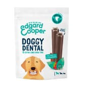 Doggy Dental Morango e Menta 175g da Edgard Cooper