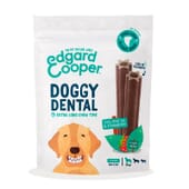 Doggy Dental Fresa Y Menta 255g de Edgard Cooper