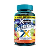 Xenadrine Gummies  7 x - 120 Gominolas da Cytogenix