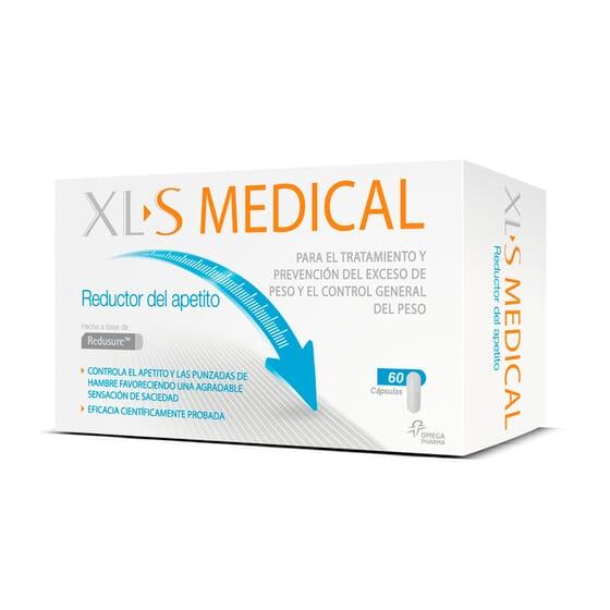 Xl-S Medical Reductor Del Apetito 60 Caps da XL-S Medical