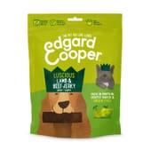 Snack Cão Borrego e Vaca 150g da Edgard Cooper