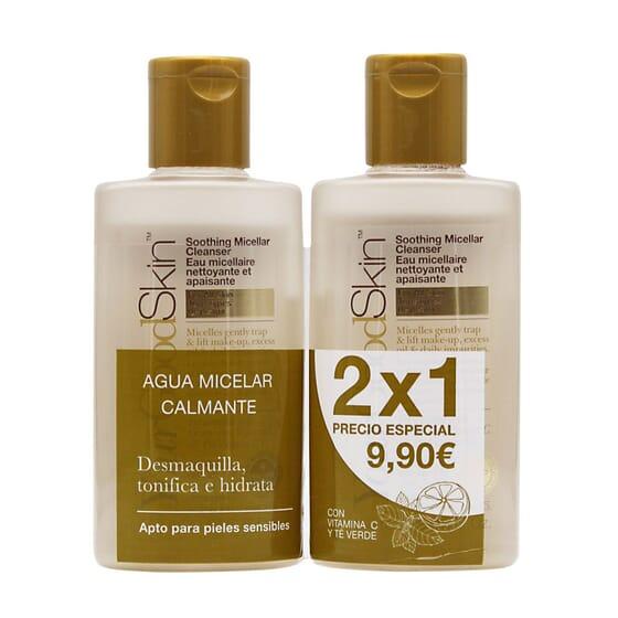 Duplo Água Micelar Calmante 2 x 150 ml da Your Good Skin