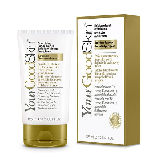 Esfoliante Facial Revitalizante 125 ml da Your Good Skin