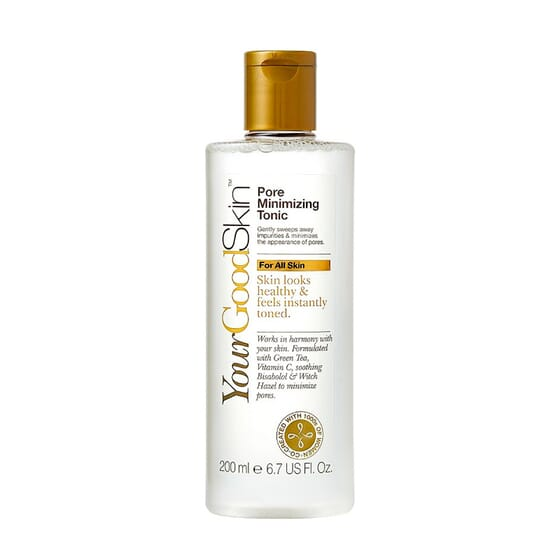 Tónico Redutor de Poros 200 ml da Your Good Skin