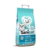 Areia de Gato Clumping Marsellan Soap 10 L da Sanicat