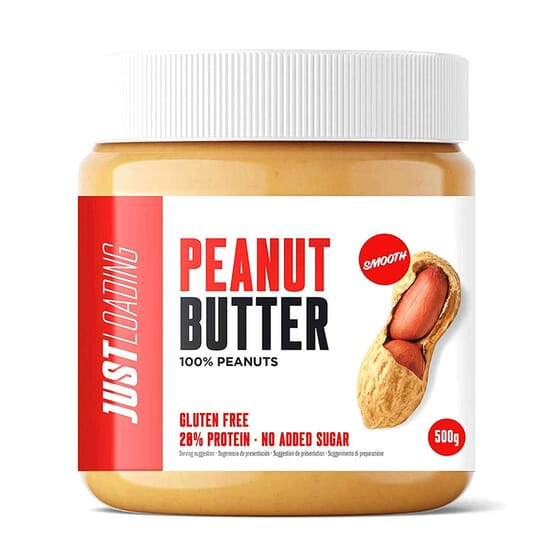 Peanut Butter 500g de Just Loading