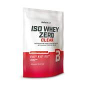 Iso Whey Zero Clear 454g da Biotech USA