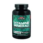 Gymline Vitaminas Y Minerales 120 Tabs de Enervit