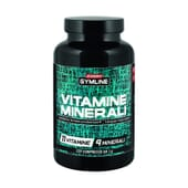 Gymline Vitaminas e Minerais 120 Tabs da Enervit