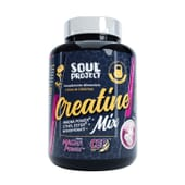 Creatine Mix 120 Caps da Soul Project