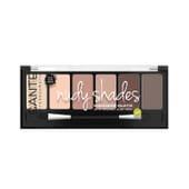 Sombra De Ojos Paleta 6 Colores Nudy Shades Bio 6g de Sante