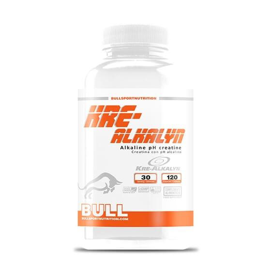 Kre-Alkalyn 120 Caps de Bull Sport Nutrition