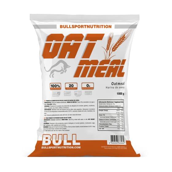 Oat Meal 1 Kg da Bull Sport Nutrition