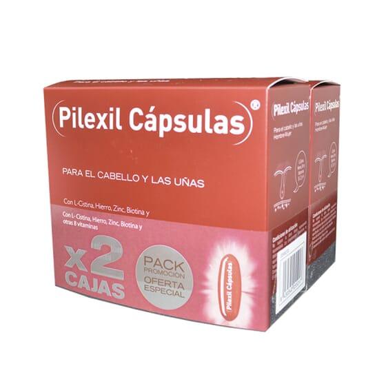 Duplo Pilexil Cápsulas Cabelo E Unhas 100 Caps 2 Unds da Pilexil